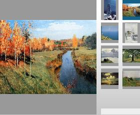 PictureNook - create web photo gallery for your website